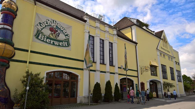 Bild (5).jpg - Brauerei zum Kuchlbauer GmbH & Co. KG Römerstraße 5–9 93 326 Abensberg Bayern Deutschland 14. Mai 2017